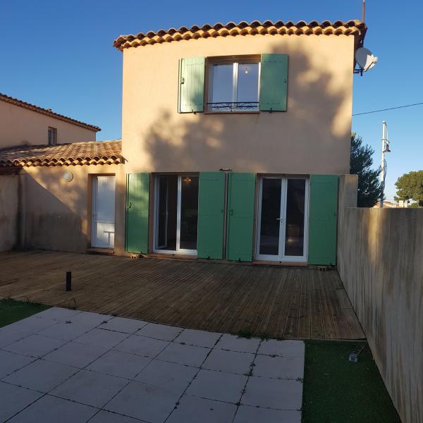 Offres de location Maison Châteauneuf-les-Martigues 13220